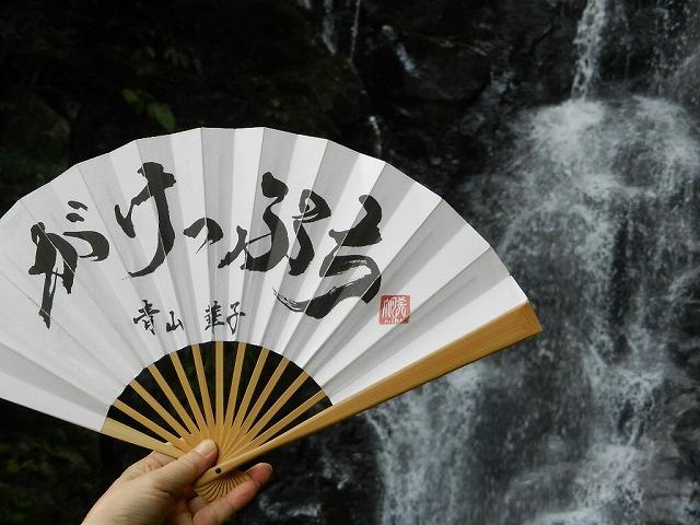 青山華子と滝