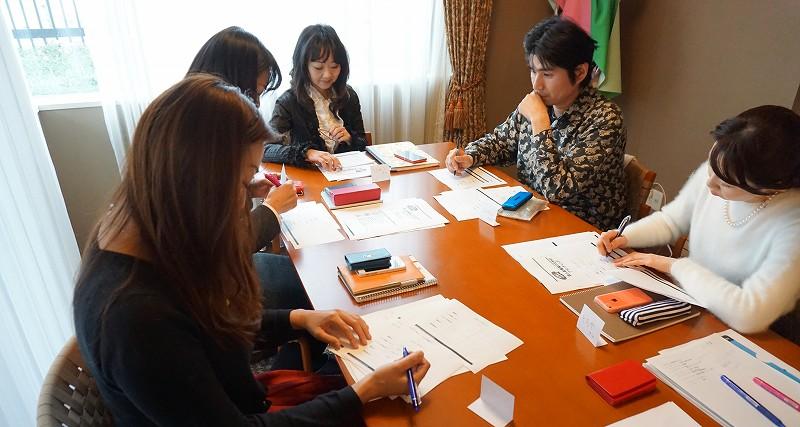 個人起業家のためのブランディング勉強会