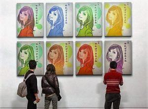 青山華子の画像