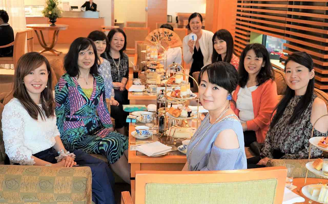 札幌お茶会