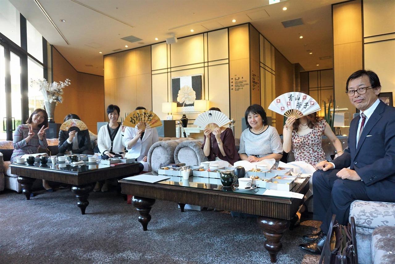 名古屋ビジネスお茶会10月